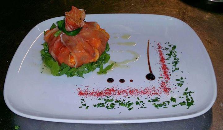 Orrori nel piatto iniziate a semplificare le - Piatti di frutta decorati ...