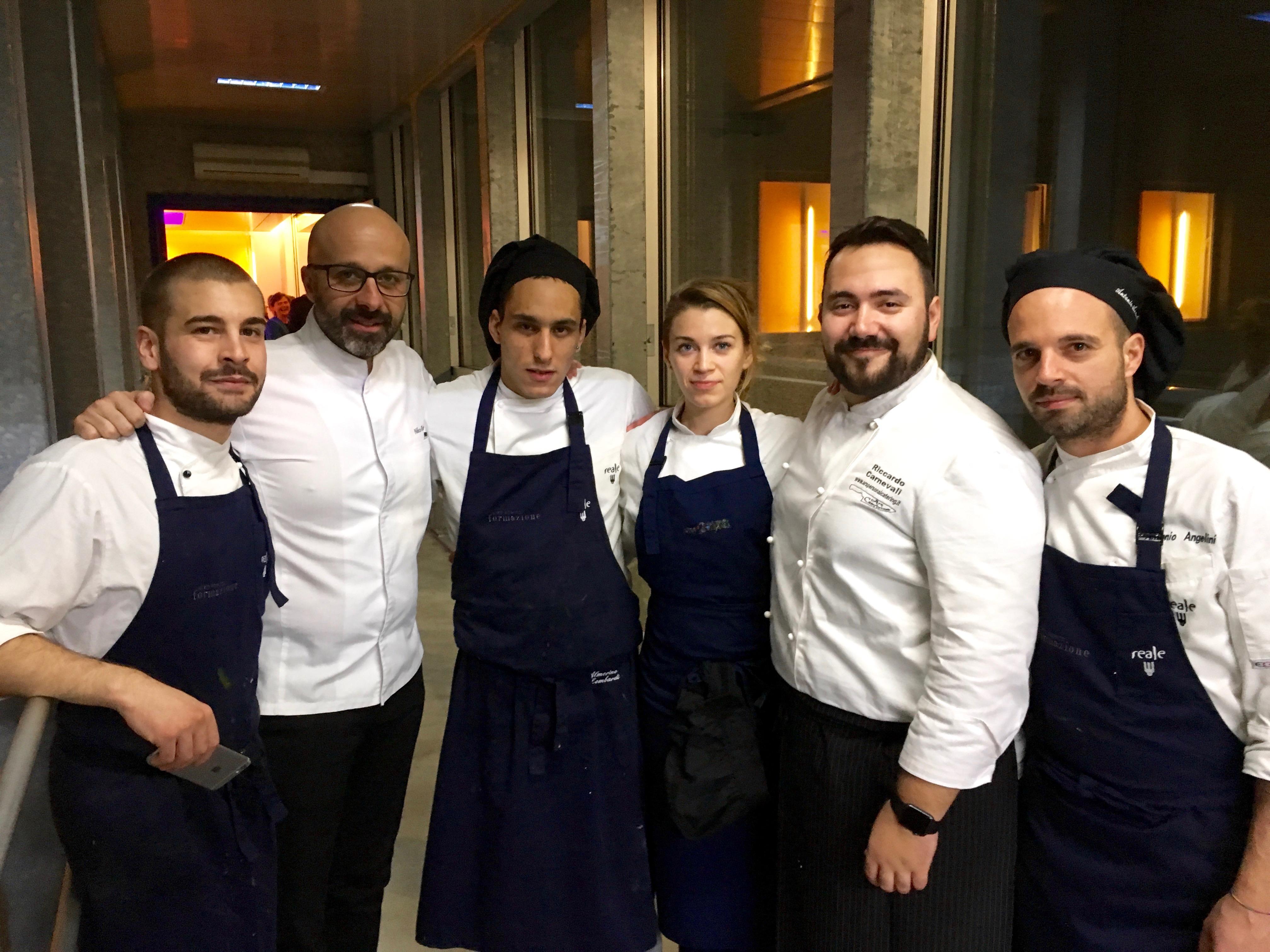 In Cucina Con Niko Romito Dietroalcibo